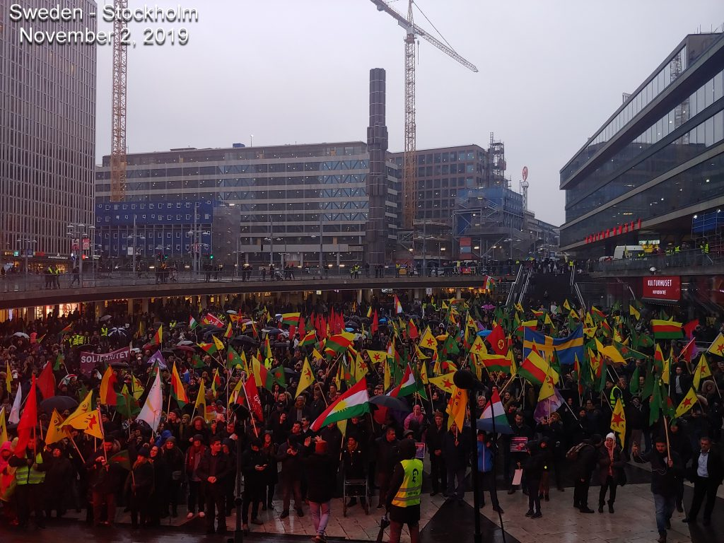 Rojava is not alone